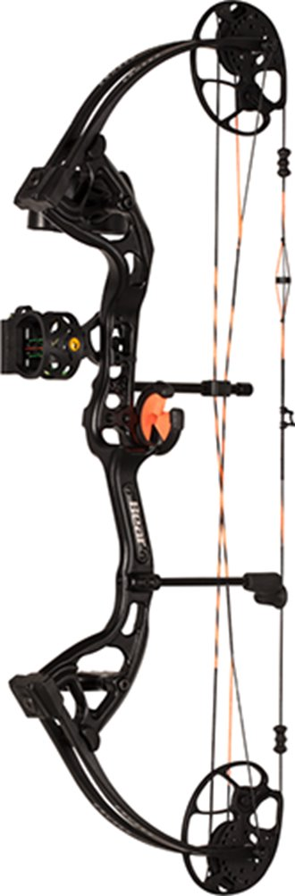 "Bear Archery Cruzer Lite Rth Package Lh Black 12-27"" 5-45 Lbs by Bear Archery"