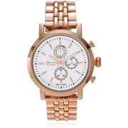 Brinley Co. Women's Chronograph Style Me