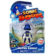 Sonic The Hedgehog Sonic Boom Metal Sonic Action Figure