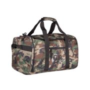 New Era Woodland Camo Small Duffle Bag