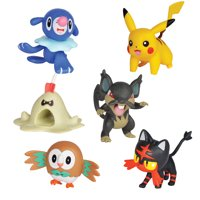 Pokemon 2in & 3in Figure Pack