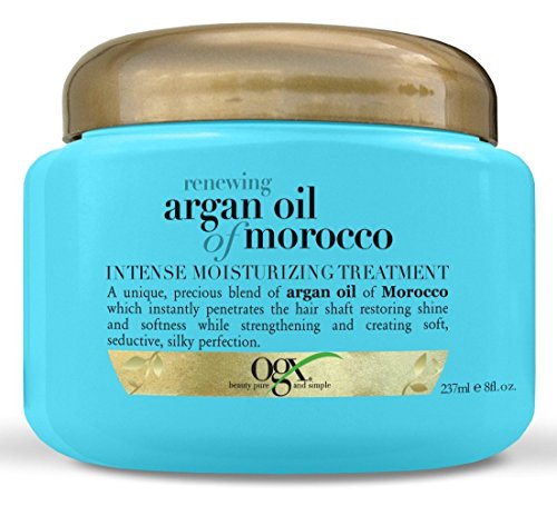 Organix Renewing Moroccan Argan Oil INTENSE MOISTURIZING TREATMENT 8oz