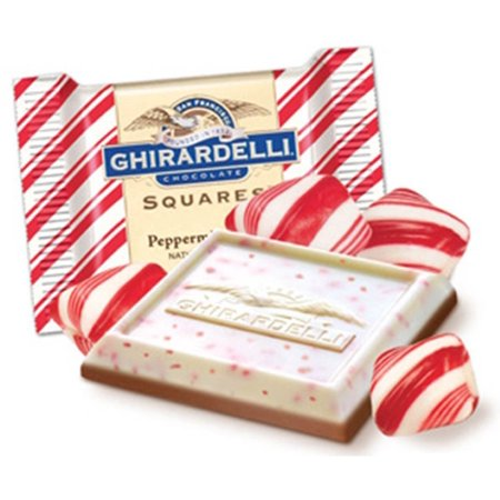 Ghirardelli Bulk Peppermint Bark Special for Christmas (5 pound) ()