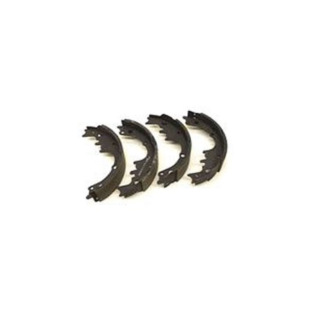 Eckler's Premier  Products 50204962 Chevelle Brake Shoe Set -