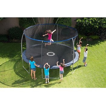 BouncePro 14' Trampoline w/Enclosure