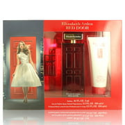 RED DOOR WOMEN 3 PIECE GIFT SET - 3.3 OZ EAU DE TOILETTE SPRAY by ELIZABETH ARDEN