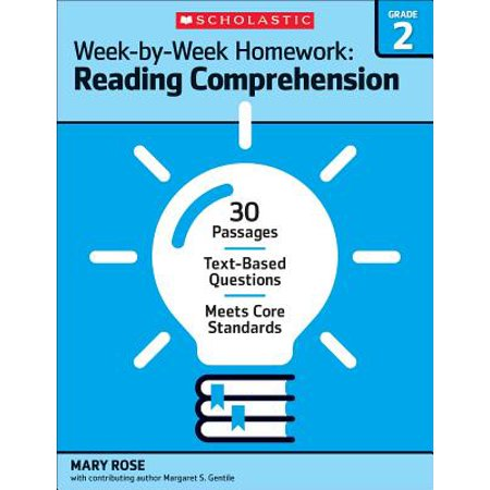 Week-By-Week Homework: Reading Comprehension Grade 2 : 30 Passages - Text-Based Questions - Meets Core Standards](Reading Passages Halloween)