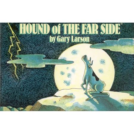 Hound of The Far Side - Halloween Cartoons Far Side
