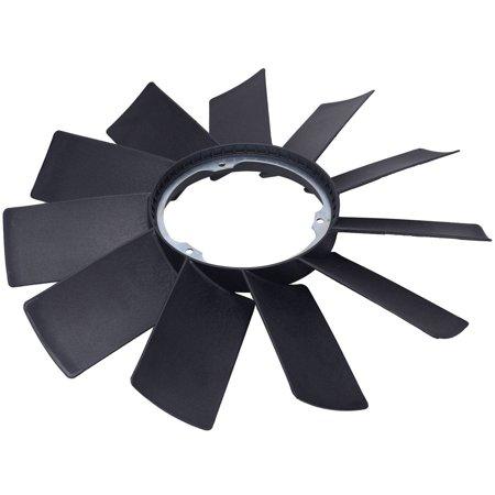 Topaz 11521712110 Radiator Cooling Fan Blade for BMW E38 E39 530i 540i 740i 740iL 750iL (E39 Cooling)