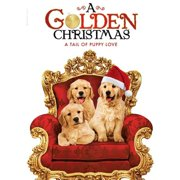 A Golden Christmas: A Tail Of Puppy Love (Widescreen) by Gaiam