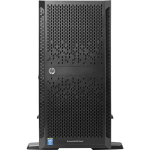 HP ProLiant ML350 G9 5U Tower Server - 1 x Intel Xeon E5-2620 v4 Octa-core (8 Core) 2.10 GHz - 8 GB Installed DDR4 SDRAM - 12Gb/s SAS Controller - 1 x 500 W - 2 Processor Support RAM Support - Gi
