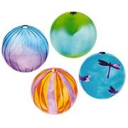 Evergreen Enterprises, Inc 4 Piece Gazing Globe Set