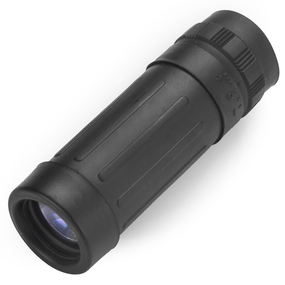 Compact Pocket 8x21 Monocular by Brybelly