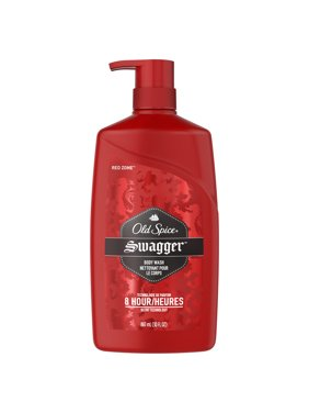 Old Spice Swagger Body Wash for Men With Scent of Confidence, 30 fl oz