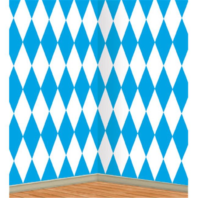 Beistle - 52084 - Oktoberfest Backdrop - Pack of 6