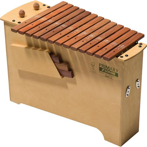 Sonor Primary Line FSC Deep Bass Xylophone Diatonic by Sonor