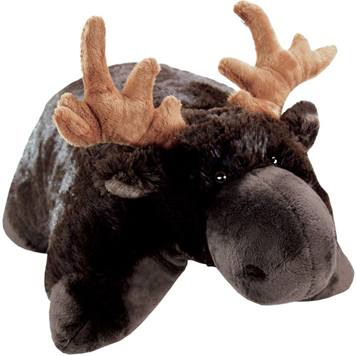 As Seen on TV Pillow Pet, Chocolate Moose