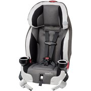 Evenflo SecureKid 400 2-in-1 Harness Booster Car Seat, Grayson