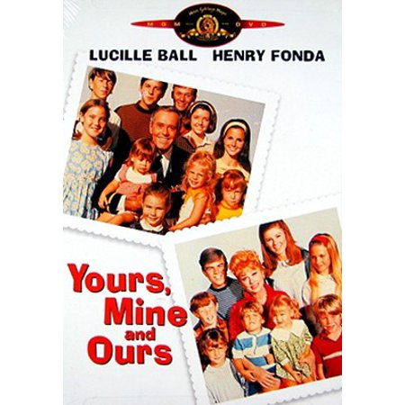 Yours, Mine And Ours (Full Frame) (The Cast Of Yours Mine And Ours)