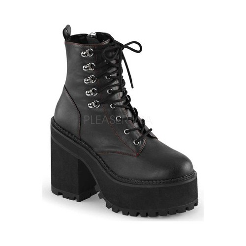 Women's Demonia Assault 100 Ankle Boot by PleaserUSA