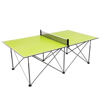 Ping-Pong Brand 7-Foot Pop-Up Table Tennis Table