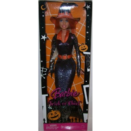 Barbie Trick or Chic! 2007 Halloween Doll - Halloween Barbie Target