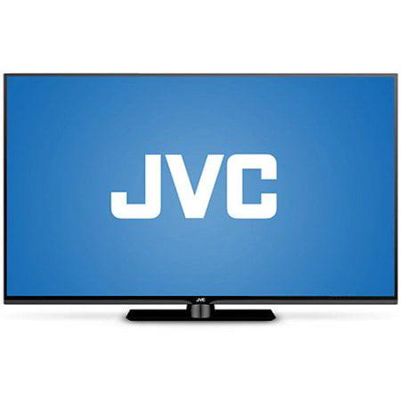 "JVC EM55FTR-B 55"" Class 1080p LED TV w/ Roku (Black) - New"