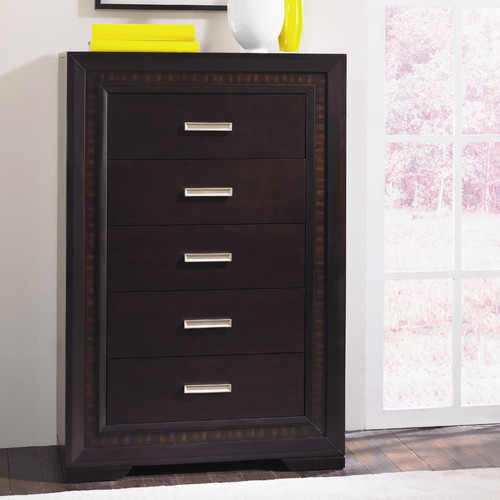 Najarian Furniture Brentwood 5 Drawer Chest