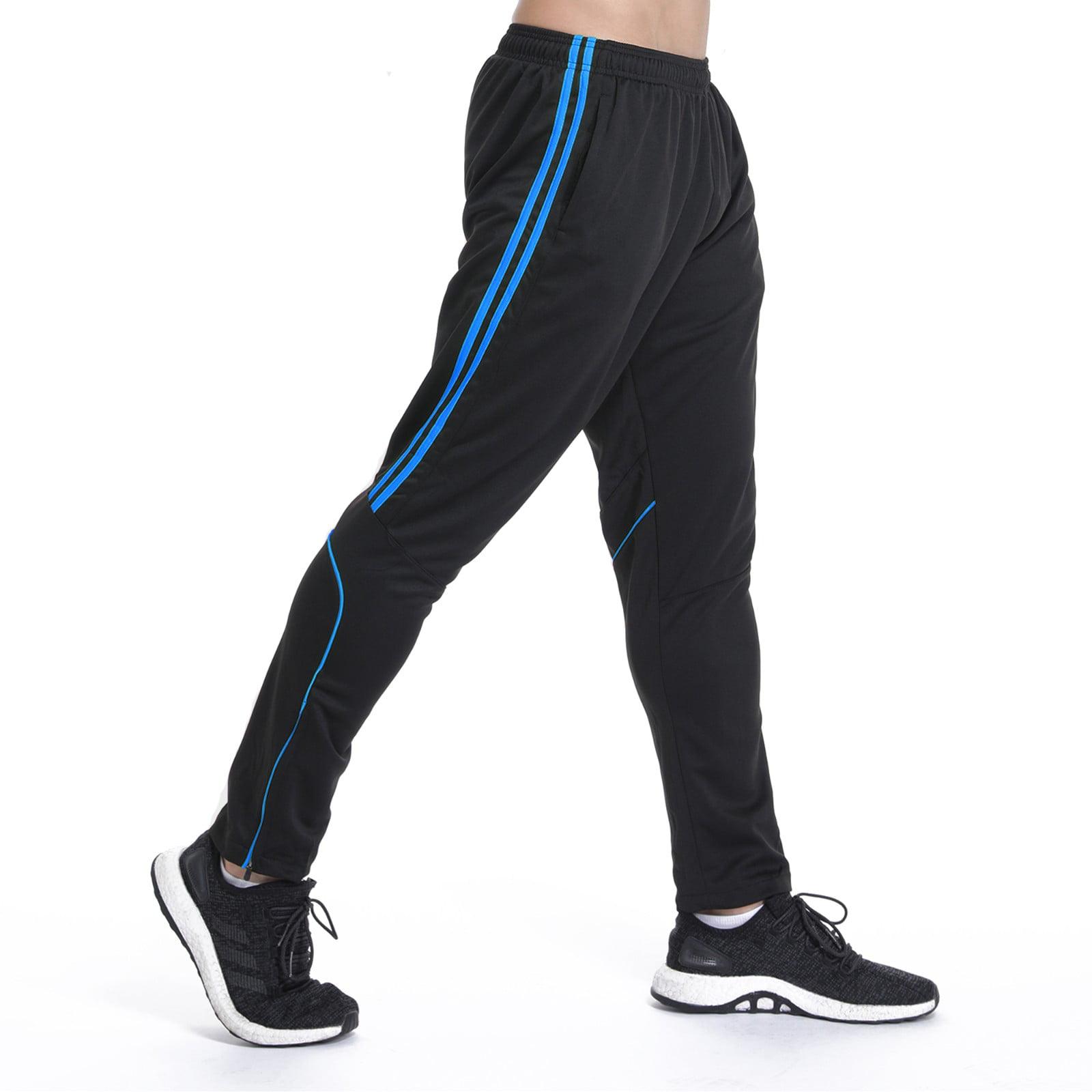 Legou Mens Solid Colors Breathable Athletic Jogger Sweatpants