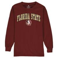 273954728 Product Image Florida State Seminoles Fanatics Branded Youth Campus Long Sleeve  T-Shirt - Garnet