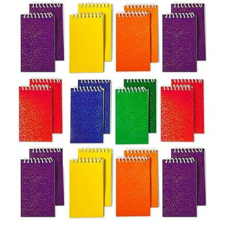 Kicko Spiral Prism Notepads - 2.25