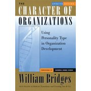 The Character of Organizations - eBook
