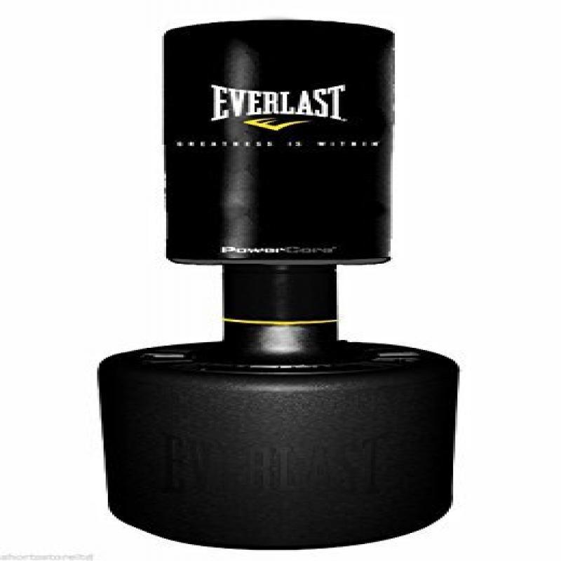NEW Everlast PowerCore Free Standing Heavy Bag Kick Boxin...