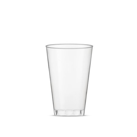 Host & Porter Clear Plastic Cups, 12oz, 20 Count