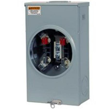 Siemens   200 amps Overhead/Underground  Meter Socket