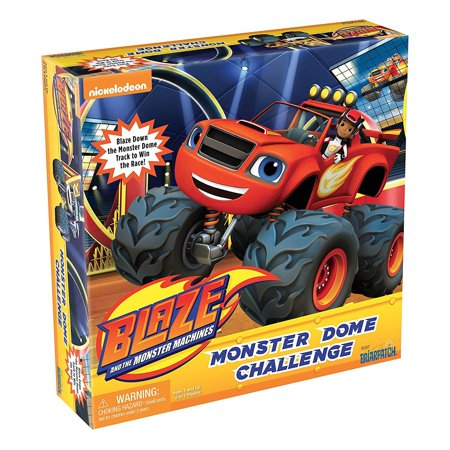 Blaze and the Monster Machines: Monster Dome Challenge Game](Monster High Party Games)