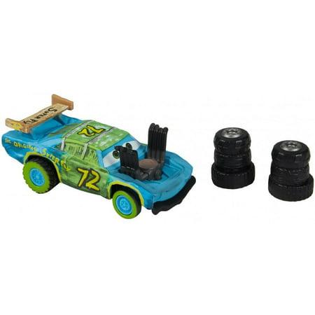 Disney/Pixar Cars 3 Crazy 8 Die-cast Superfly with Accessory (Disney Car Accessories)