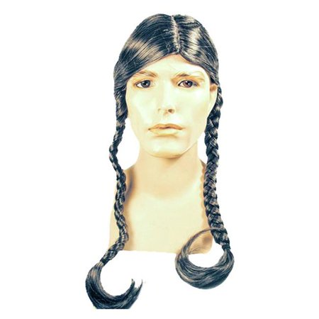 Morris Costumes LW173BL Willie Nelson Bargain Blonde Wig Costume