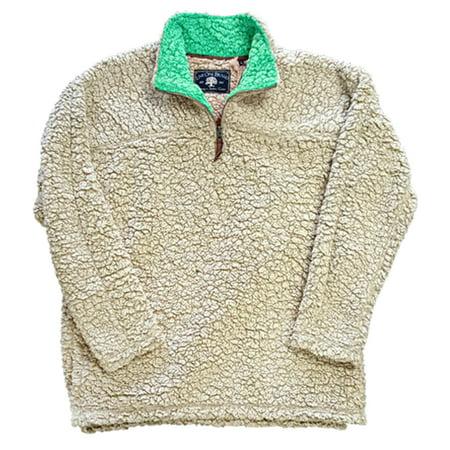 Live Oak Quarter Zip Pullover Fleece