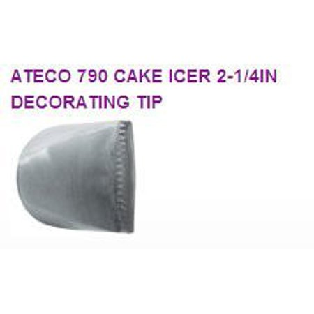 790 - Cake Icer - Crumb Coating Cake Decoration Tip -
