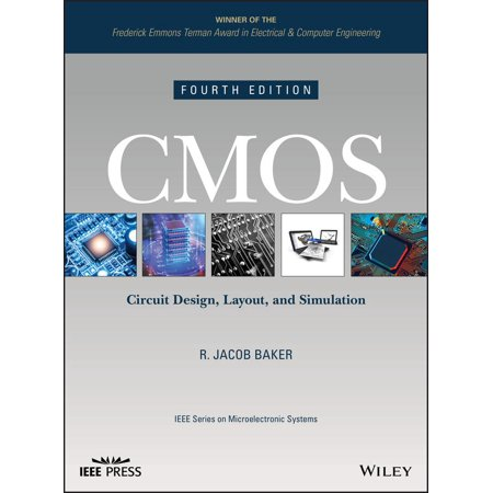 CMOS : Circuit Design, Layout, and Simulation (Best Electronic Circuit Simulator)