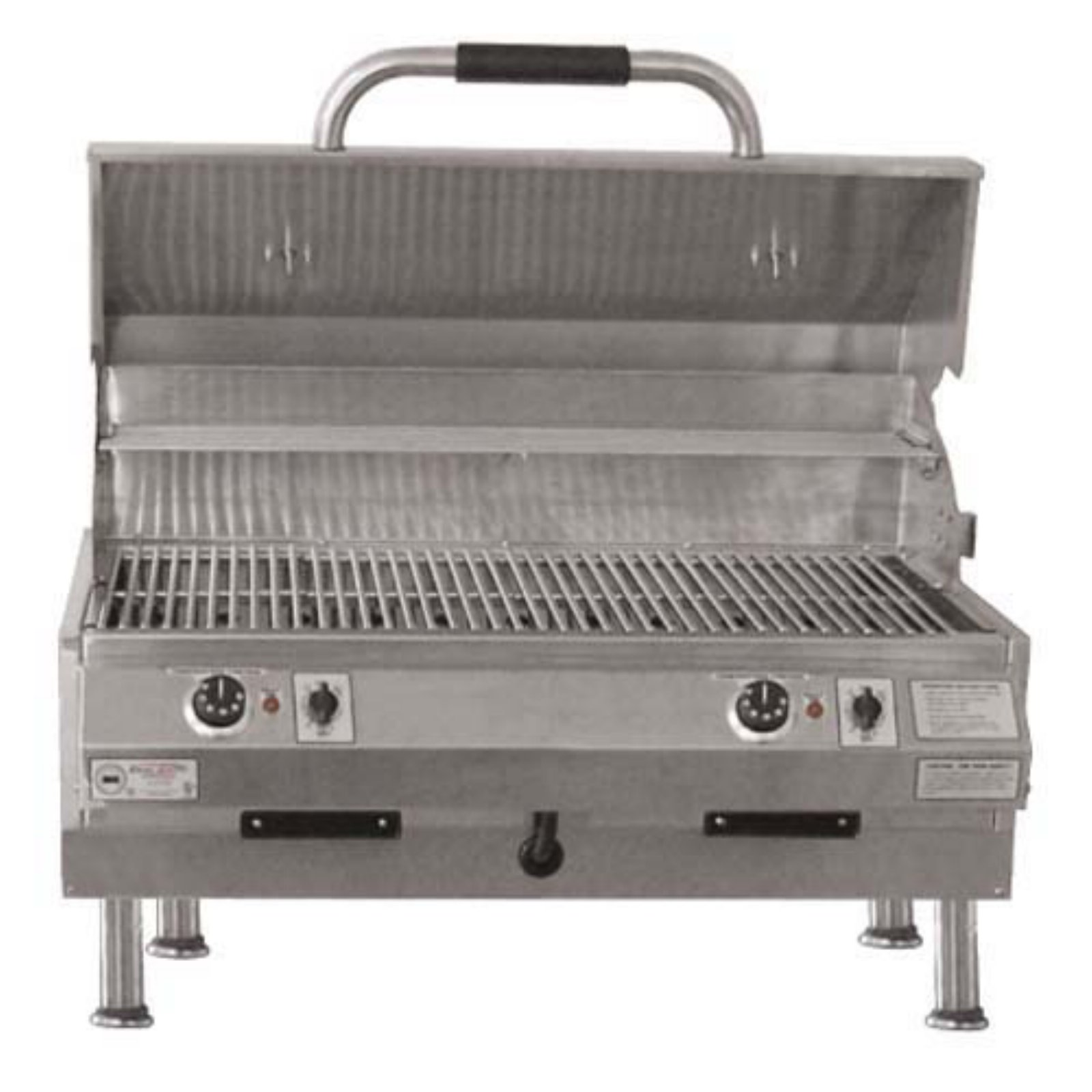 Electri-Chef 32 in. Tabletop Electric Grill Dual Burner by Electri - Chef Grill