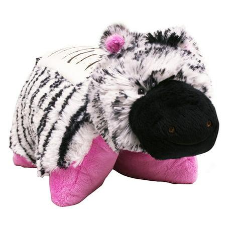 Dream Lites Stuffed Animals - Zippity Zebra 11