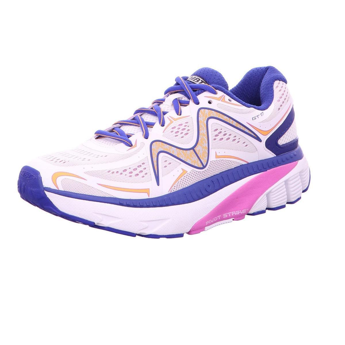 MBT Run Matrix GT 17 Womens White/Purple/Na Sneakers