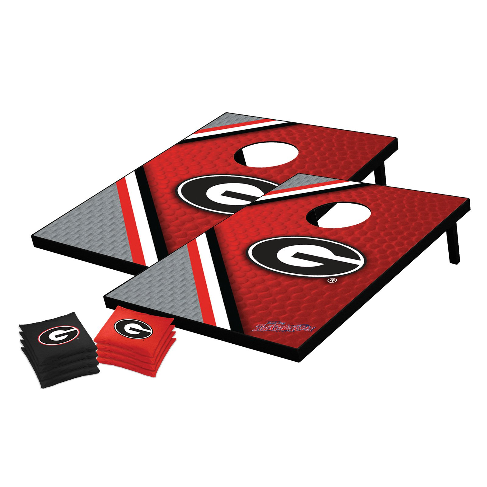 Wild Sports Tailgate NCAA Toss Cornhole Bean Bag Game Set