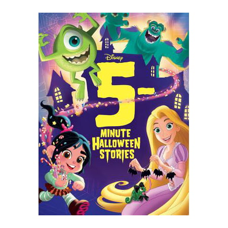 5-Minute Halloween Stories (Hardcover) - Halloween Story Books For Kids