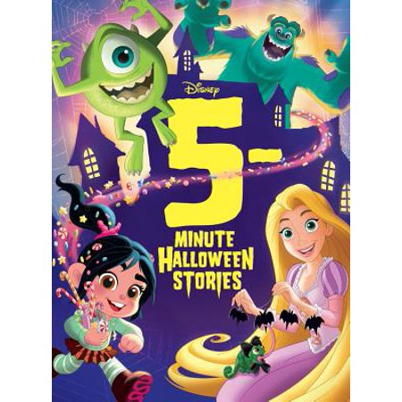 5-Minute Halloween Stories (Hardcover) - Halloween Preschool Stories