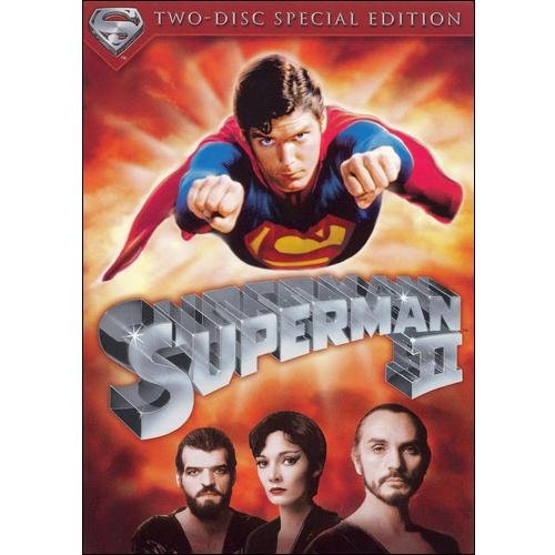 SUPERMAN II-SPECIAL EDITION (DVD/2 DISC/WS-2.40/ENG-FR-SP SUB)