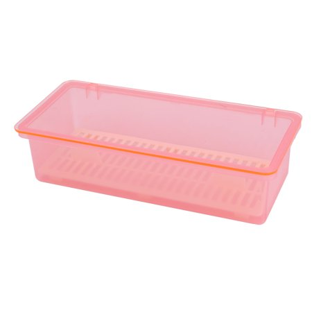 Household Kitchen Plastic Tableware Chopsticks Storage Box Case Container (Tableware Storage)