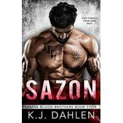 Sazon - eBook